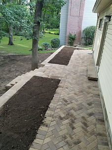 Paver Walkway in White Bear Lake MN