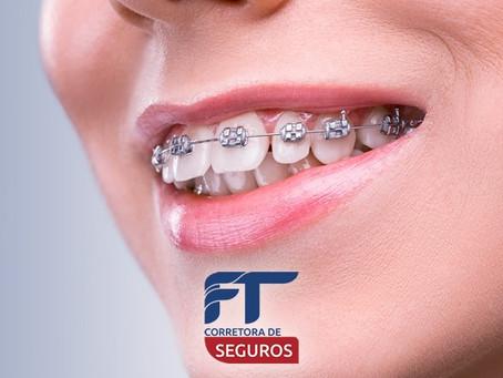 Um plano odontológico cobre o aparelho ortodôntico?