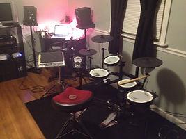 Zhach Kelsch's mobile drum recording studio