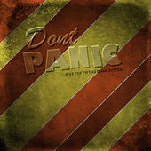 Zhach Kelsch recorded drums on the Don't Panic album Why The Fifties Were Better