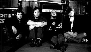 Zhach Kelsch with Fighting Zero Band, Longo Custom Drums, Bullhead Amplifiers, Lifer, Mydownfall, Jennifer Listen
