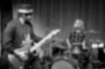 Zhach Kelsch with Nils Lofgren of Bruce Springsteen's E Street Band