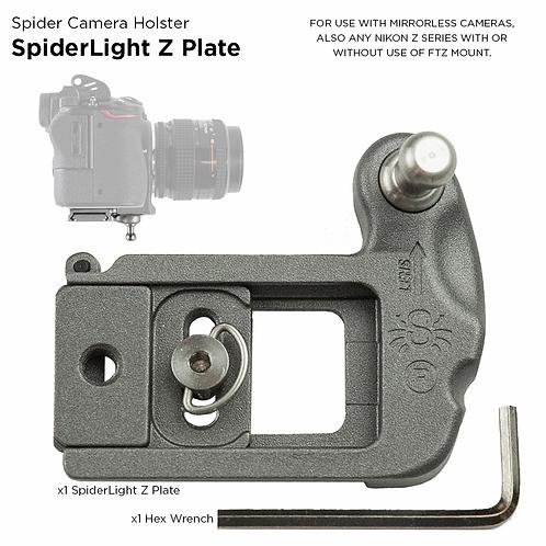 Spiderlight Plate