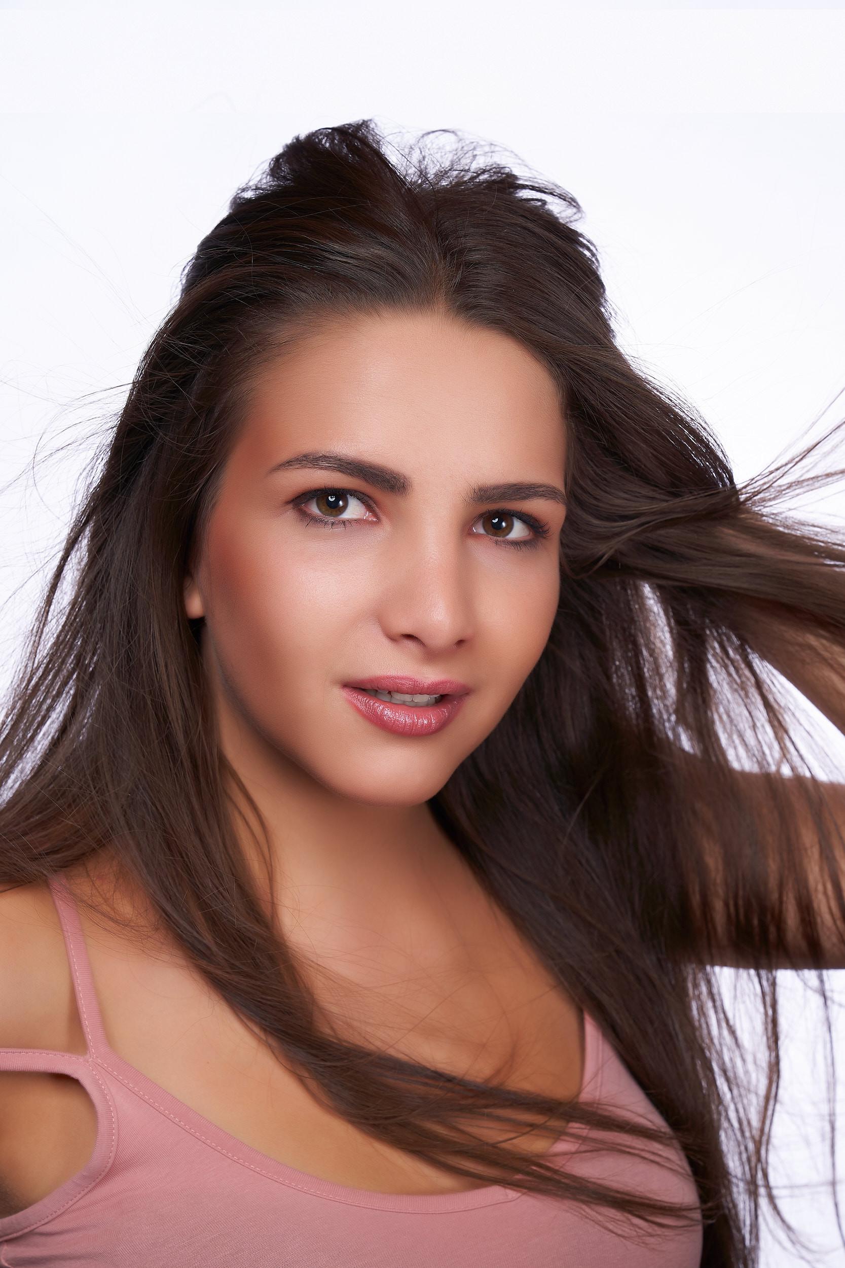 Make-up mit Fotoshooting