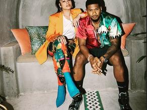 ♈️ #Samedi 11  Avril ♈️ - #Usher & #EllaMai