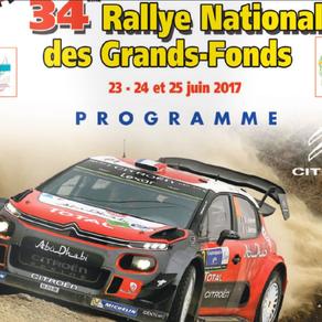 34 Rallye des Grands Fonds