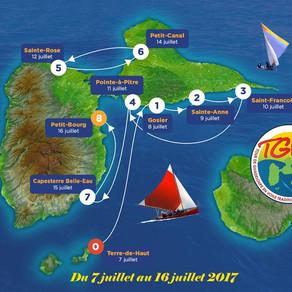 le TGVT 2017 - Guadeloupe