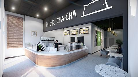 Milk Cha Cha