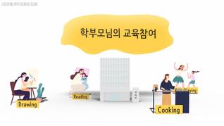 관공서 영상제작 인포그래픽 애니메이션 Ver. 4 Client : 교육부