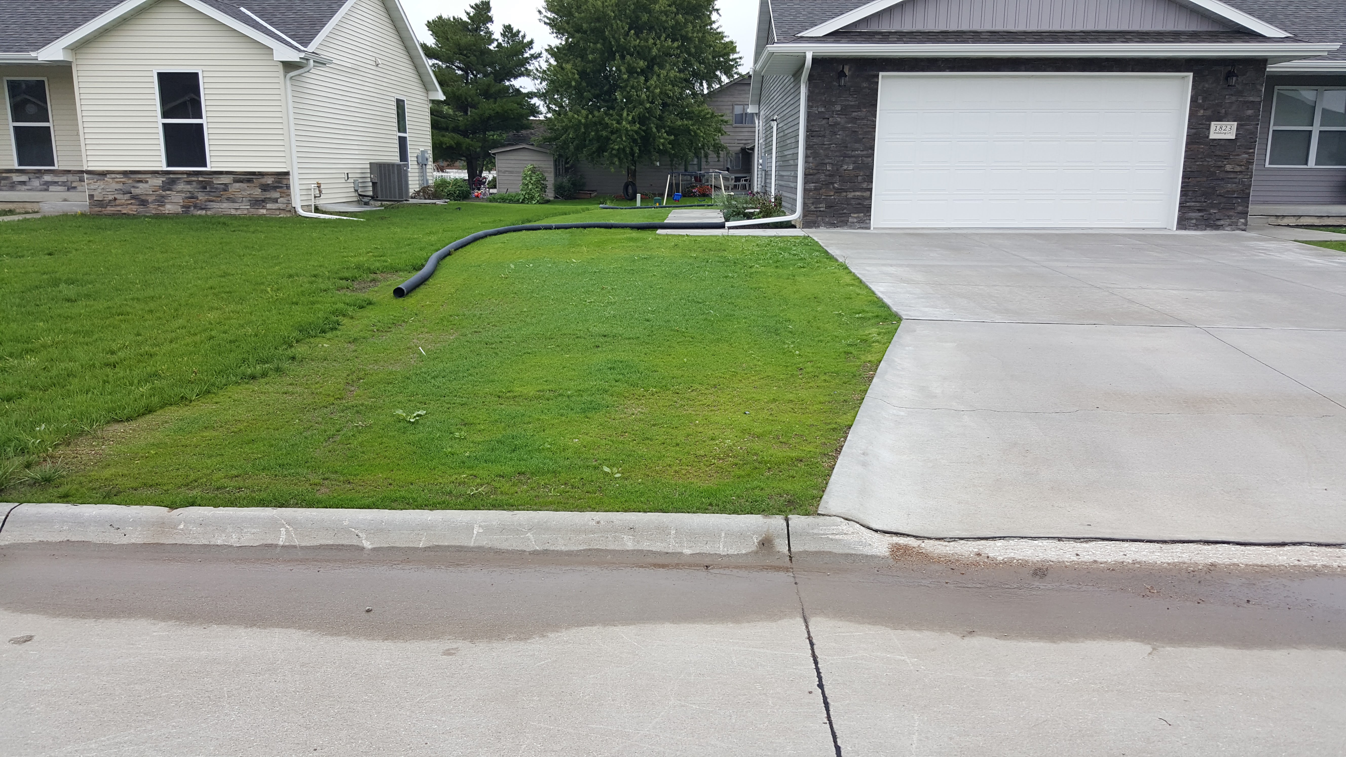 Grass Installation and Seeding