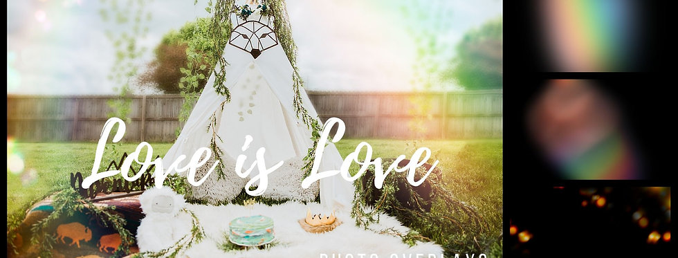 Love is Love Overlays ⋒