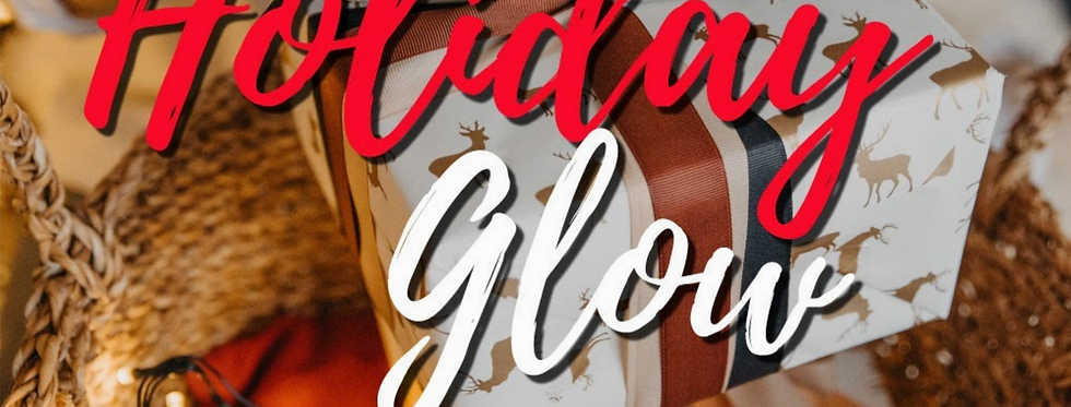 Holiday Glow // Lifestyle Collection