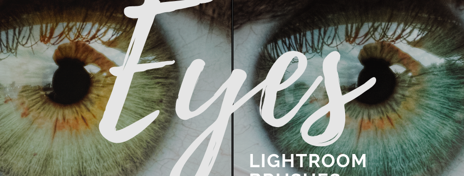 Eye Color Lightroom Brushes