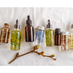 Seasonal oils for silky skin