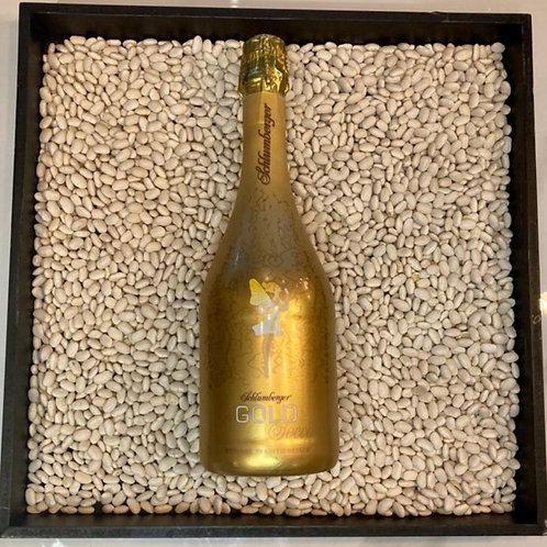 Fles Schlumberger Gold