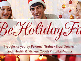 Be Holiday Fit!