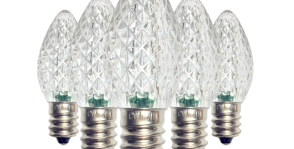 C7 Retrofit Bulbs - Case of 1000