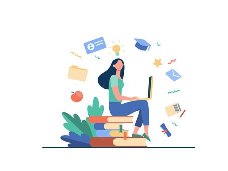 S'orienter après le bac : études ou insertion professionnelle, trouver sa voie / son métier !