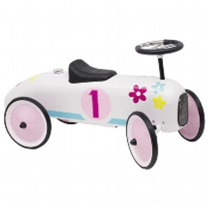 RIDE-ON VEHICLE, METALLIC CAR, SUSIBELLE COLLECTION