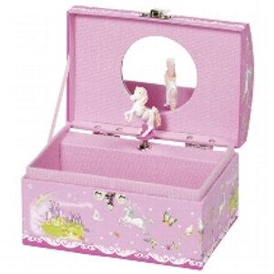 Music box horse