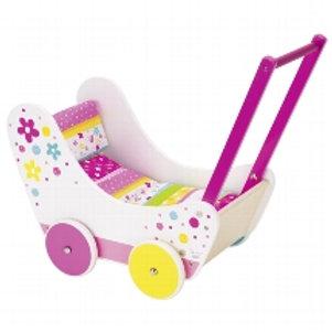 Susibelle wooden stroller