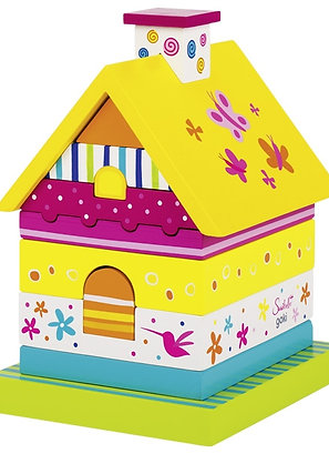 Susibelle stacking house