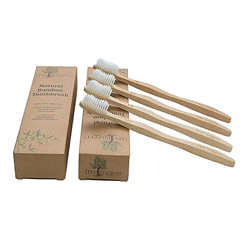 Bamboolino Eco-Friendly, re-usable Bamboo Toothbrushes