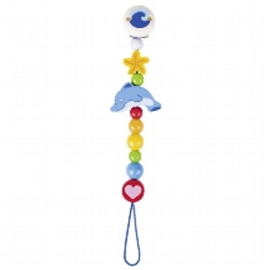 Heimess Soother chain,Dolphine
