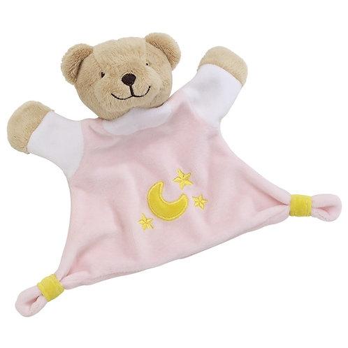Cuddle bear, light  pink