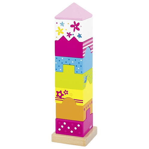 Susibelle stacking tower