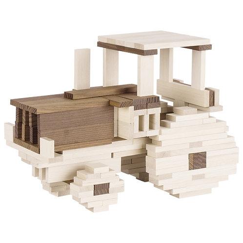 Wooden Building Blocks, goki Nature