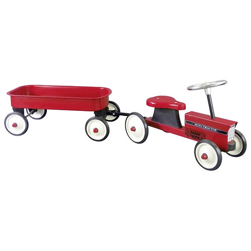 Ride-on-Tractor with trailer