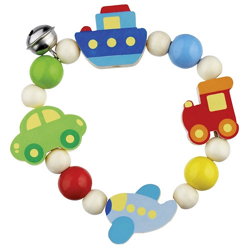Heimess Touch ring for babies, vehicles, elastic