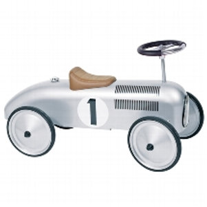 RIDE-ON VEHICLE,SILVER