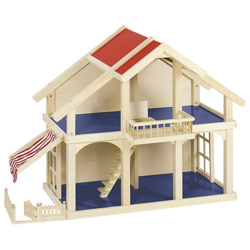 Doll house, patio