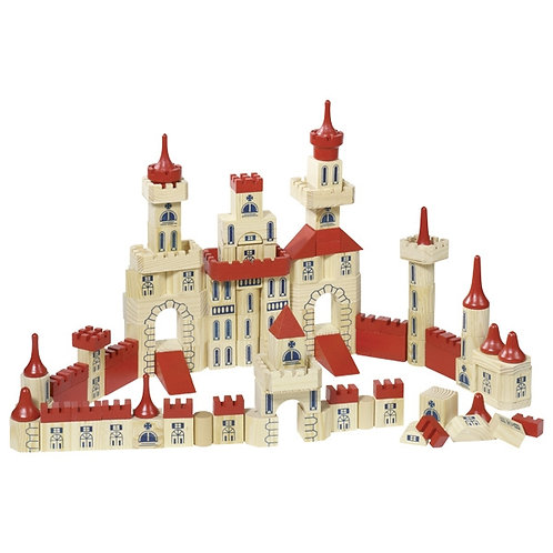 Castle building blocks, 150 pieces