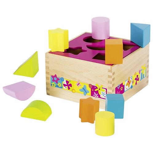 Sort box, Susibelle, goki