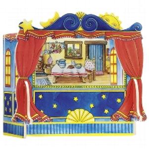 Finger-puppet theatre