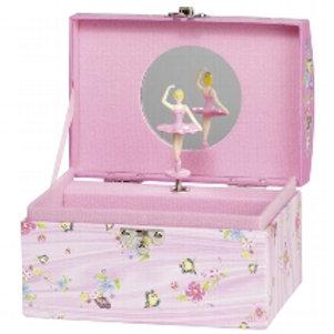 Music box butterfly