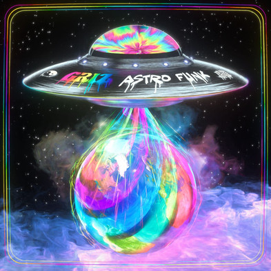 "GRiZ Lands With His New Intergalactic Jam ""Space Funk"""