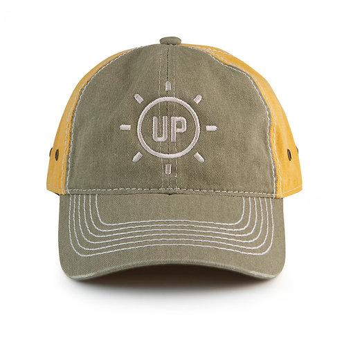 """ADJUSTABLE """"LIGHTEN UP"""" DAD CAP"""