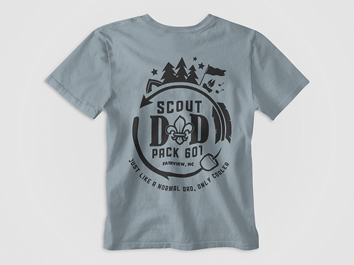 Pack 601 T-Shirt for Dad