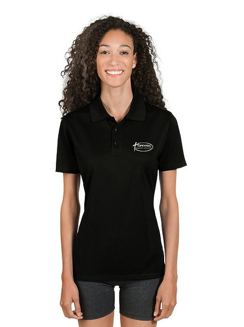 Hopewell Mission Control Performance Polo Ladies' Shirt