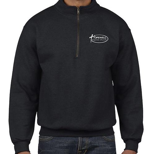 Hopewell Mission Cadet Collar Sweatshirt