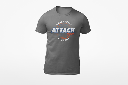 Attack 365 Basketball Performance T-Shirt