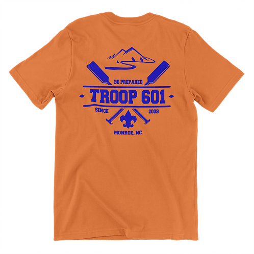 Troop 601 - T-Shirt