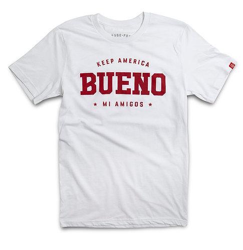 "WHITE ""BUENO"" CREW"