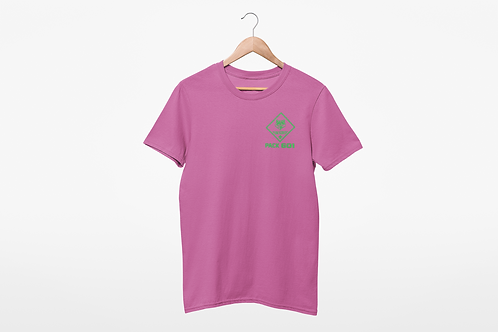Pack 601 100% T-Shirt - Pink