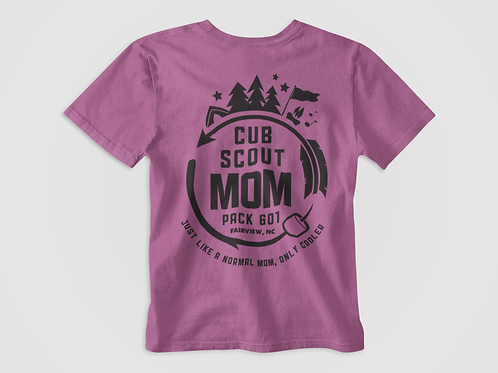 Pack 601 T-Shirt for Mom