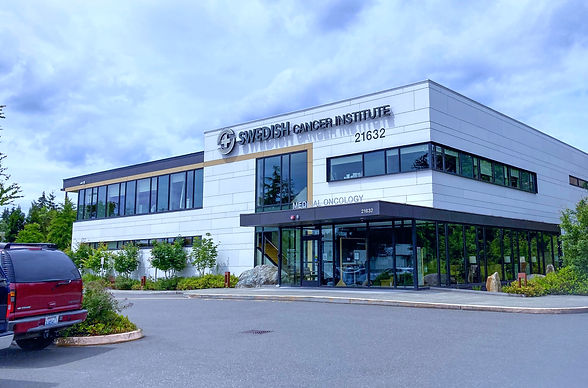 Modular built oncology facility located in Washington state